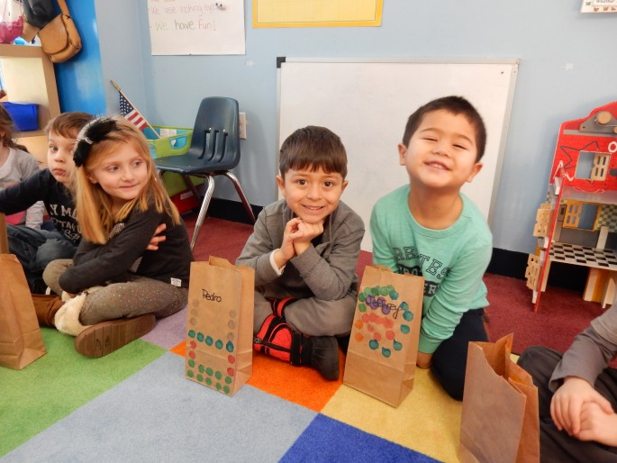 Happy Children at Northwest Child Development Center